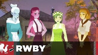 RWBY Volume 3, World of Remnant The Four Maidens Rooster Teeth