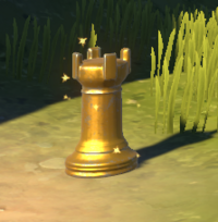 White rook artifact