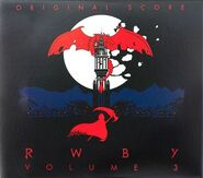 RWBY Volume 3 Score Cover