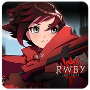 RWBY Amity Arena Ruby Rose icon