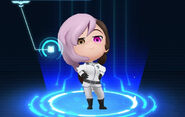 RWBY Crystal Match Neo Politan's Atlas miltary uniform