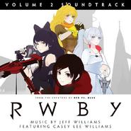 RWBY Volume 2 Soundtrack Cover