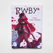 RWBY Manga Anthology Red Like Roses