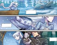 RWBY DC Comics 7 (Chapter 13) Weiss continues to her jounrey
