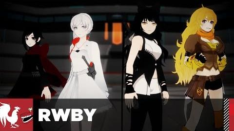 RWBY Volume 3- Opening Animation