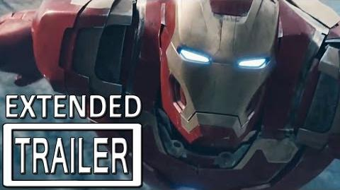 Avengers 2 Extended Trailer Official - Age of Ultron