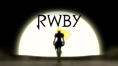 "RWBY ""Yellow"" Trailer"