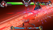 BBTAG character gameplay screenshot of Ruby Rose 00003