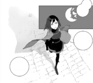 Chapter 7 (2018 manga) Ruby continues her search for Blake
