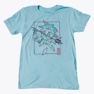 RWBY Myrtenaster Floral T-Shirt