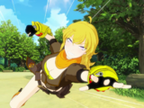Yang Xiao Long/Behind the Scenes
