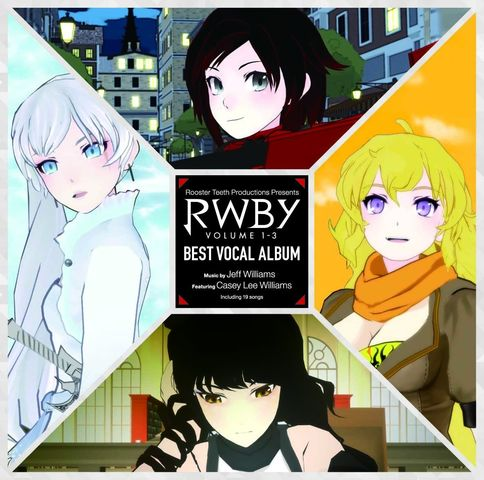 RWBY: Best Vocal Album | RWBY Wiki | FANDOM powered by Wikia