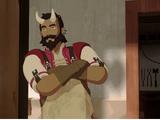 Minor Characters/Outside Kingdoms