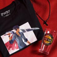 RWBY Qrow Fan Bundle