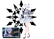 Rwby jp weiss v4 profile