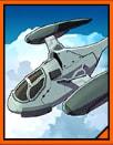 White Fang Dropship card icon