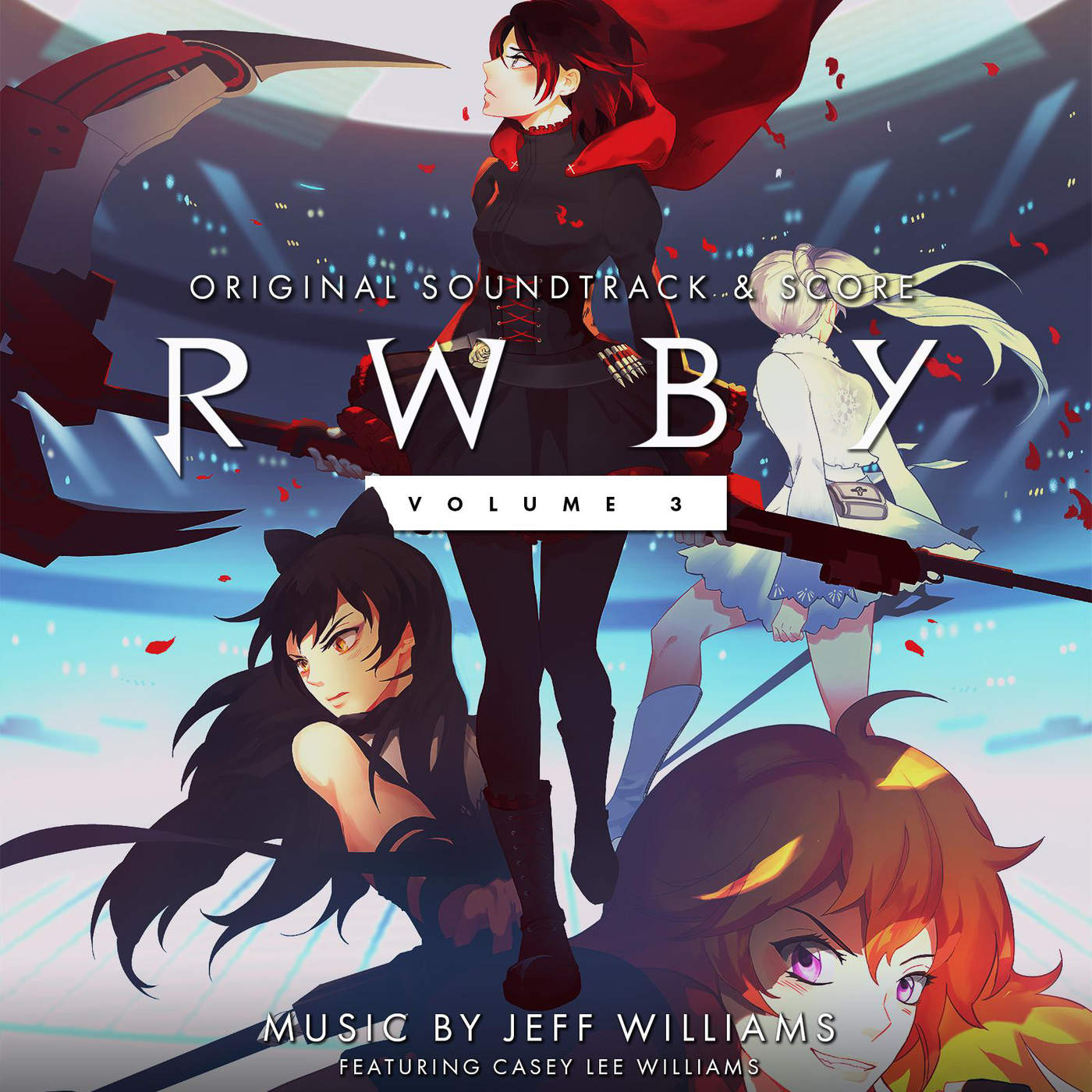 RWBY: Volume 3 Soundtrack | RWBY Wiki | FANDOM powered by Wikia