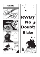 Manga Anthology Vol. 3 From Shadows side story 18