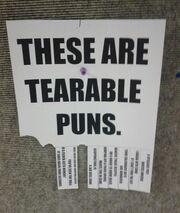 Tearable-puns (1)