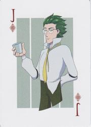 Oobleck card