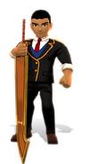 Amity Arena Yatsuhashi Daichi Beacon Uniform