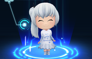 RWBY Crystal Match Weiss Schnee's best friend shirt