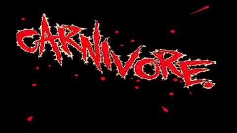 1. Predator - Carnivore