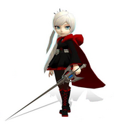 Amity Arena Costume Party Weiss