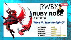 Ruby Rose character stats for BBCTB