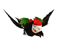 Amity Arena Nevermore's Christmas Model