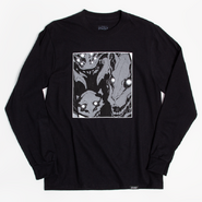 RWBY Manga Grimm Long Sleeve T-Shirt