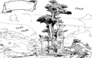 Chapter 3 (2018 manga) Temple Ruins