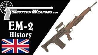 British EM-2 The Best Cold War Battle Rifle that Never Was