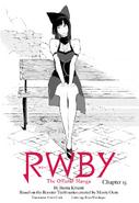 Chapter 15 (2018 manga) cover