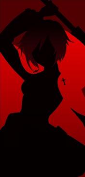 Руби силуэт