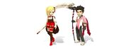 Glucose GHlynda and Dandy Qrow Valentines Outfits