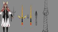 Albain wands concept art
