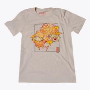 RWBY Ember Celica Floral T-Shirt