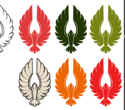 Robyn symbol color choices or something