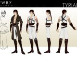 Tyrian Callows/Image Gallery