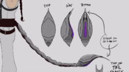 Tyrian tail
