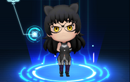 RWBY Crystal Match Blake Belladonna's grandma glasses