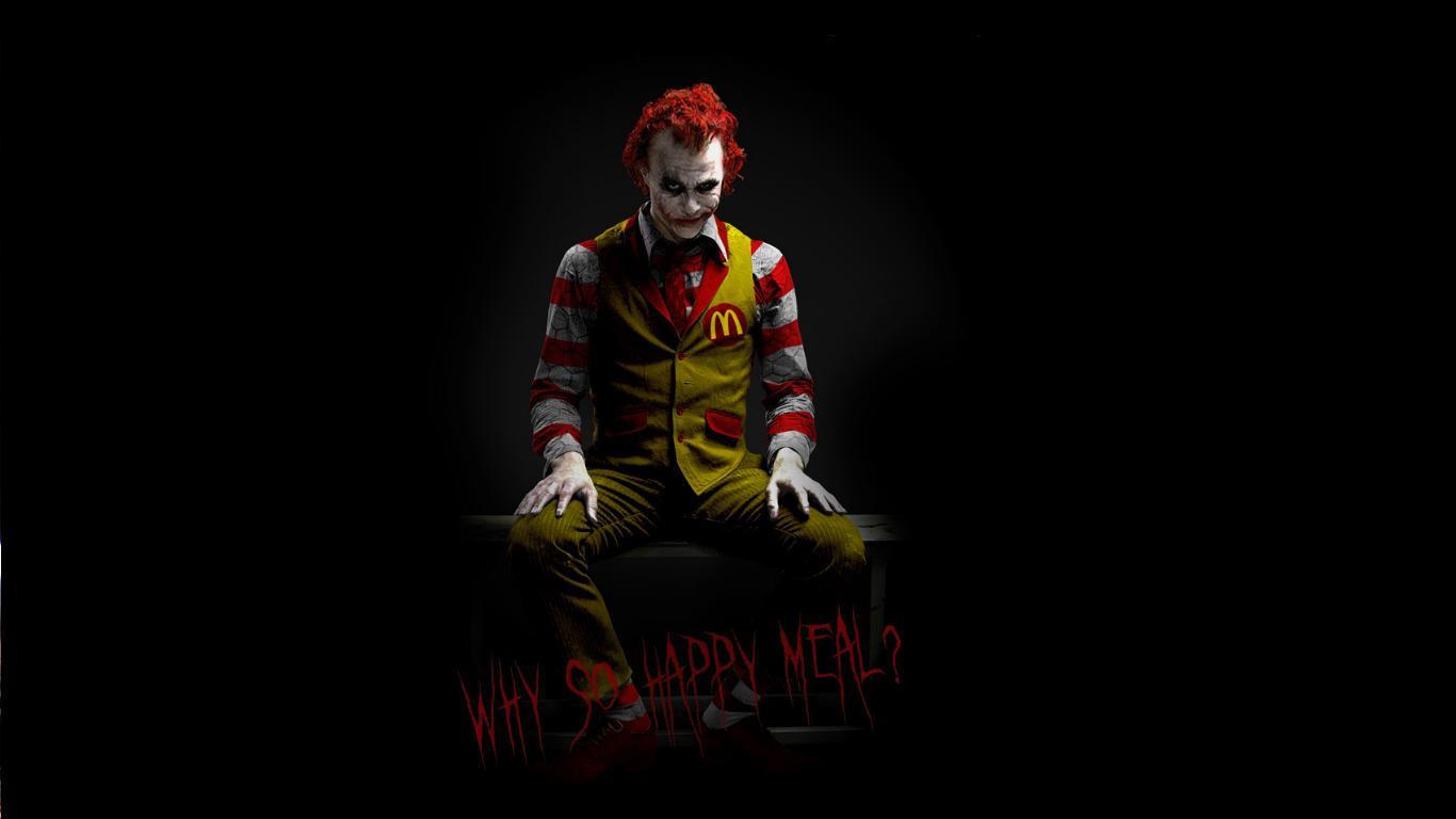 Mcdonalds Joker Hd Wallpaper Pack Wallpapers