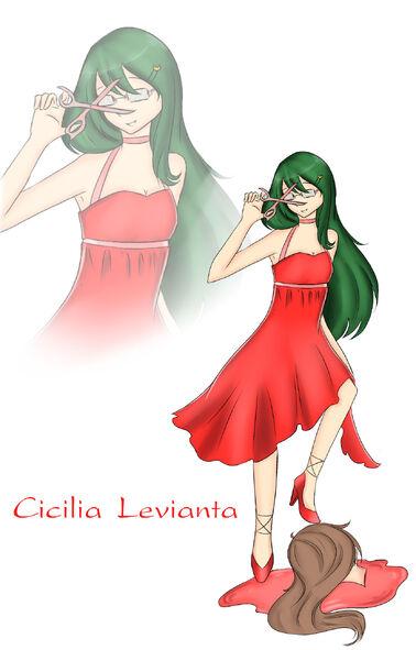 Cicilia-flora