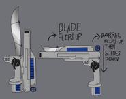 Saige's Weapon Prototype