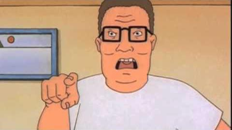 King of the Hill- LOSER LOSER YOU'RE A LOSER