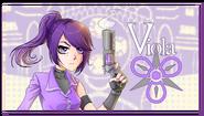 Viola banner