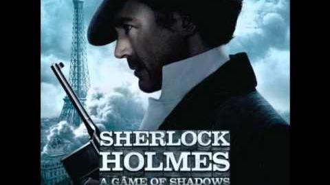 18 Romani Holiday (Antonius Remix) - Hans Zimmer - Sherlock Holmes A Game of Shadows Score