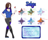 Pokemon Trainer Saige