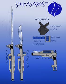 Saige Weapon Update2